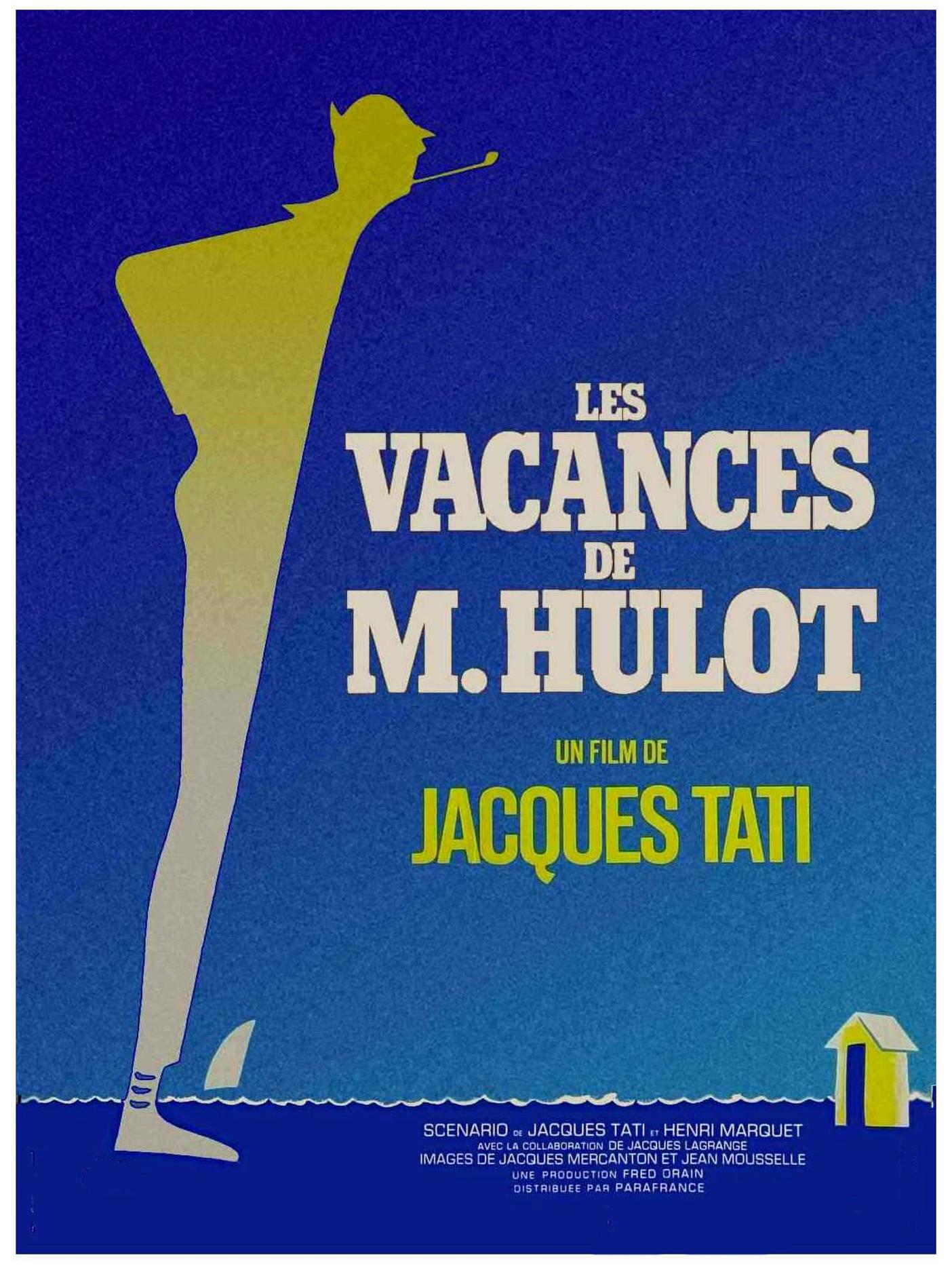 Les Vacances de Monsieur Hulot | Tati, Jacques (Réalisateur)