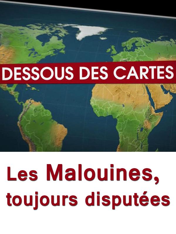 Le Dessous des cartes - Les Malouines, toujours disputées | Victor, Jean-Christophe (Réalisateur)