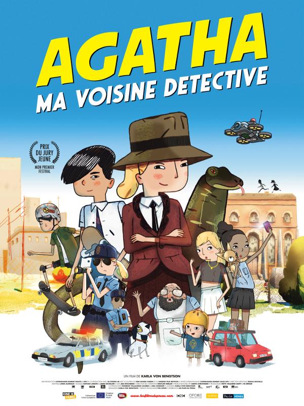 Agatha, ma voisine détective | von Bengtson, Karla (Réalisateur)