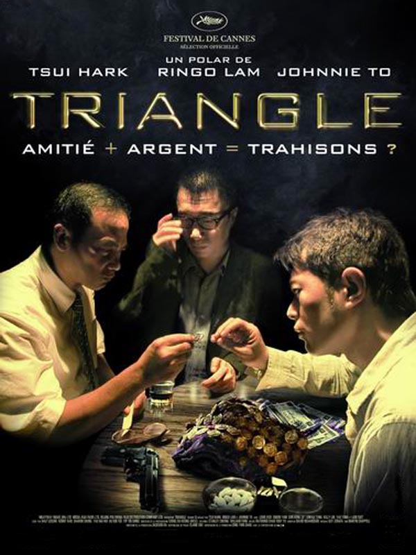 Triangle | HARK, Tsui (Réalisateur)