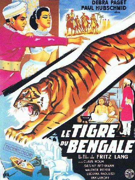 Le Tigre du Bengale | Lang, Fritz (Réalisateur)