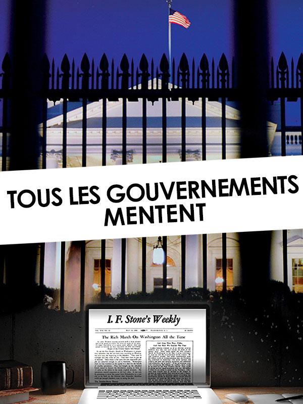 Tous les gouvernements mentent | Peabody, Fred (Réalisateur)