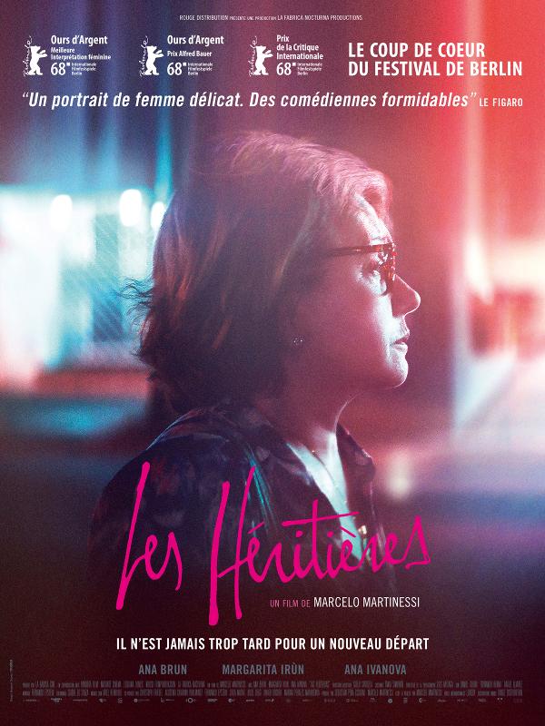 """Afficher """"Les Héritières"""""""
