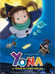 Yona, la légende de l'oiseau-sans-aile | Rintaro,  (Réalisateur)