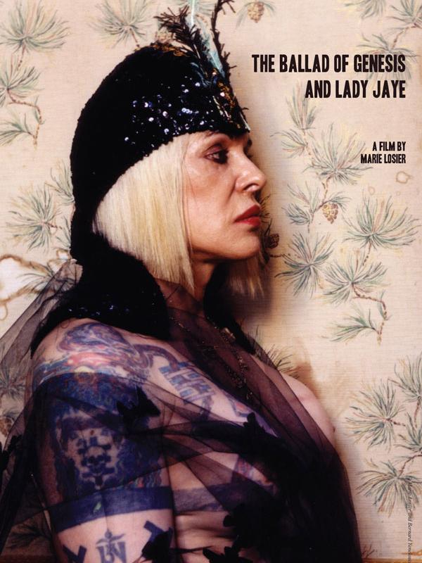 The Ballad of Genesis and Lady Jaye | Losier, Marie (Réalisateur)