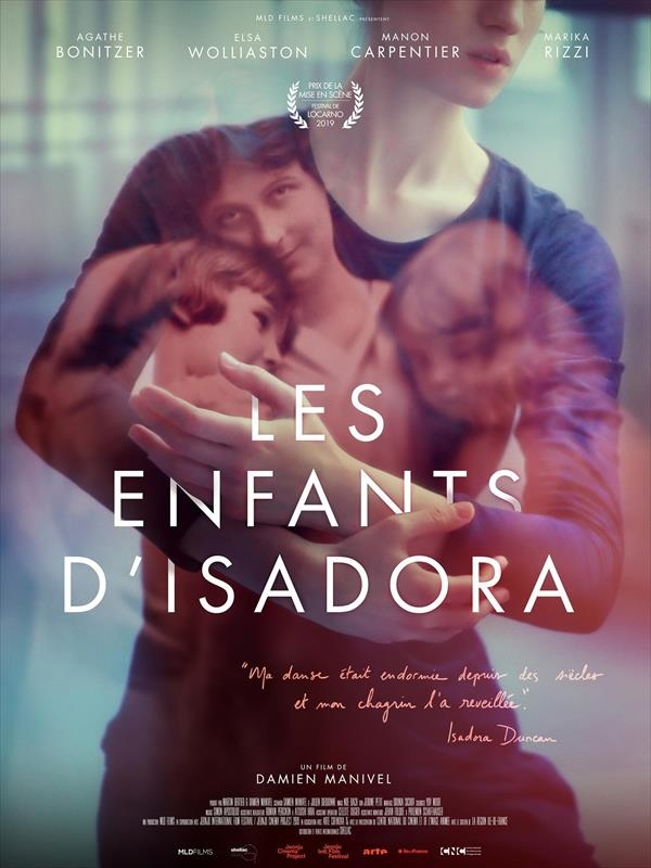 Les Enfants d'Isadora | Manivel, Damien (Réalisateur)
