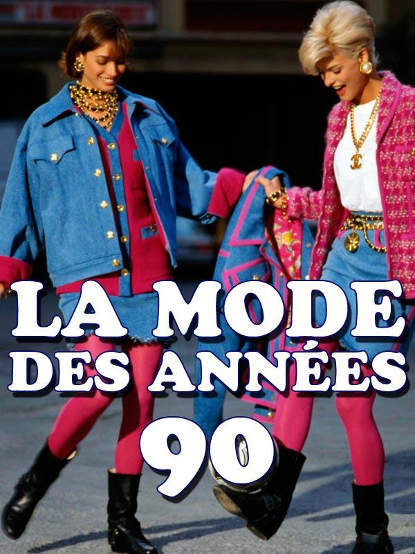 La mode des années 90 | Prigent, Loïc (Réalisateur)