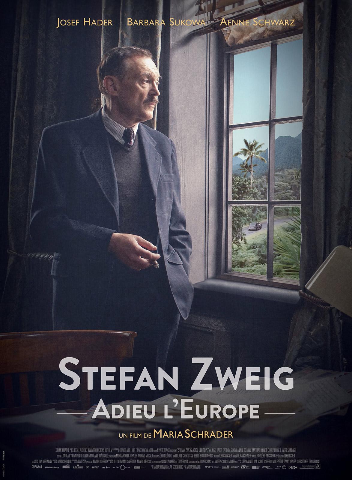 Stefan Zweig, adieu l'Europe | Schrader, Maria (Réalisateur)