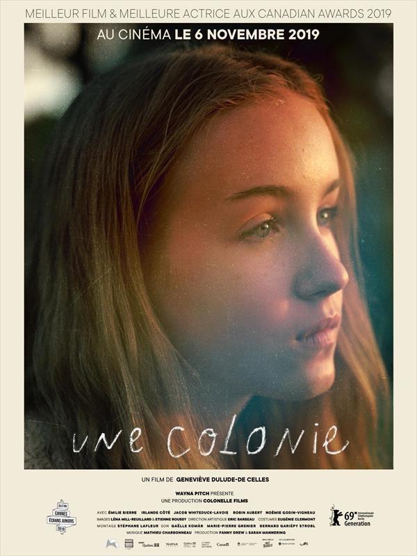 Une colonie | Dulude-Decelles, Geneviève (Réalisateur)
