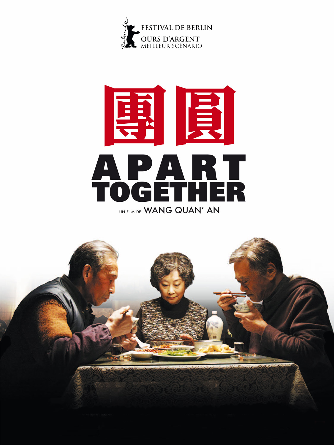 Apart Together | Wang, Quan'an (Réalisateur)
