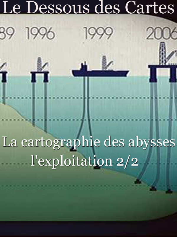 Le Dessous des Cartes - La cartographie des abysses : l'exploitation 2/2 |