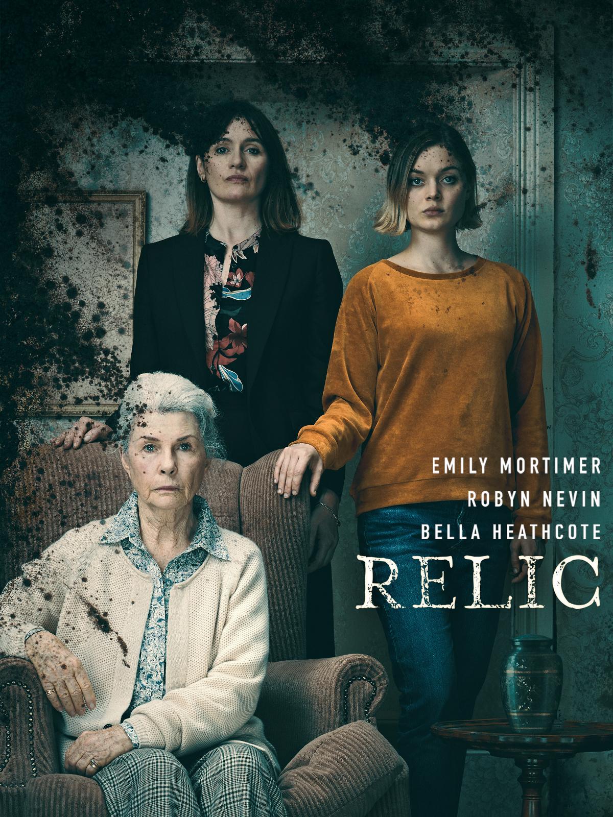 Relic | James, Natalie Erika (Réalisateur)