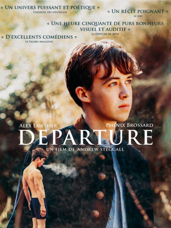 Departure | Steggall, Andrew (Réalisateur)