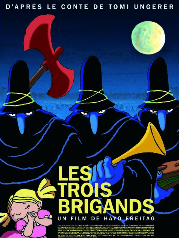 Les Trois Brigands | Freitag, Hayo (Réalisateur)