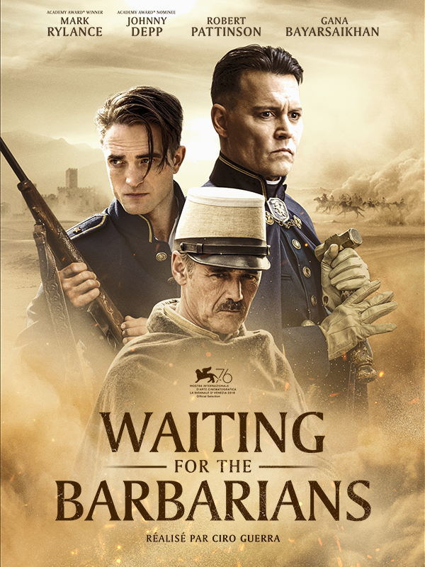 Waiting for the Barbarians | Guerra, Ciro (Réalisateur)