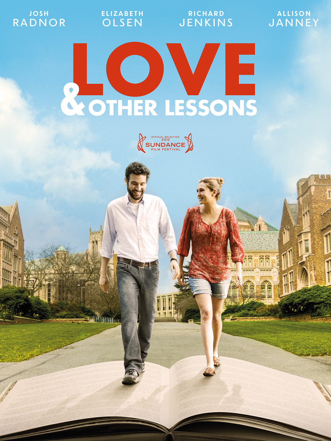 Love and Other Lessons | Radnor, Josh (Réalisateur)