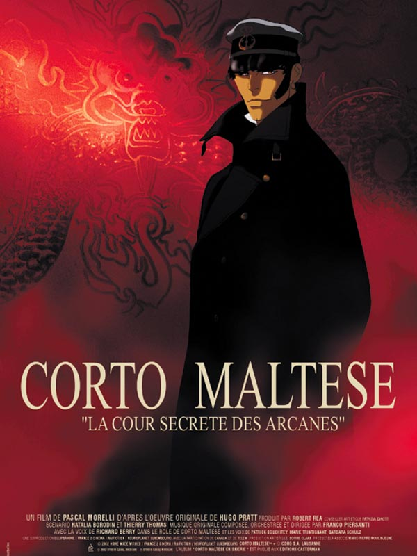 Corto Maltese, la cour secrète des arcanes | Morelli, Pascal (Réalisateur)