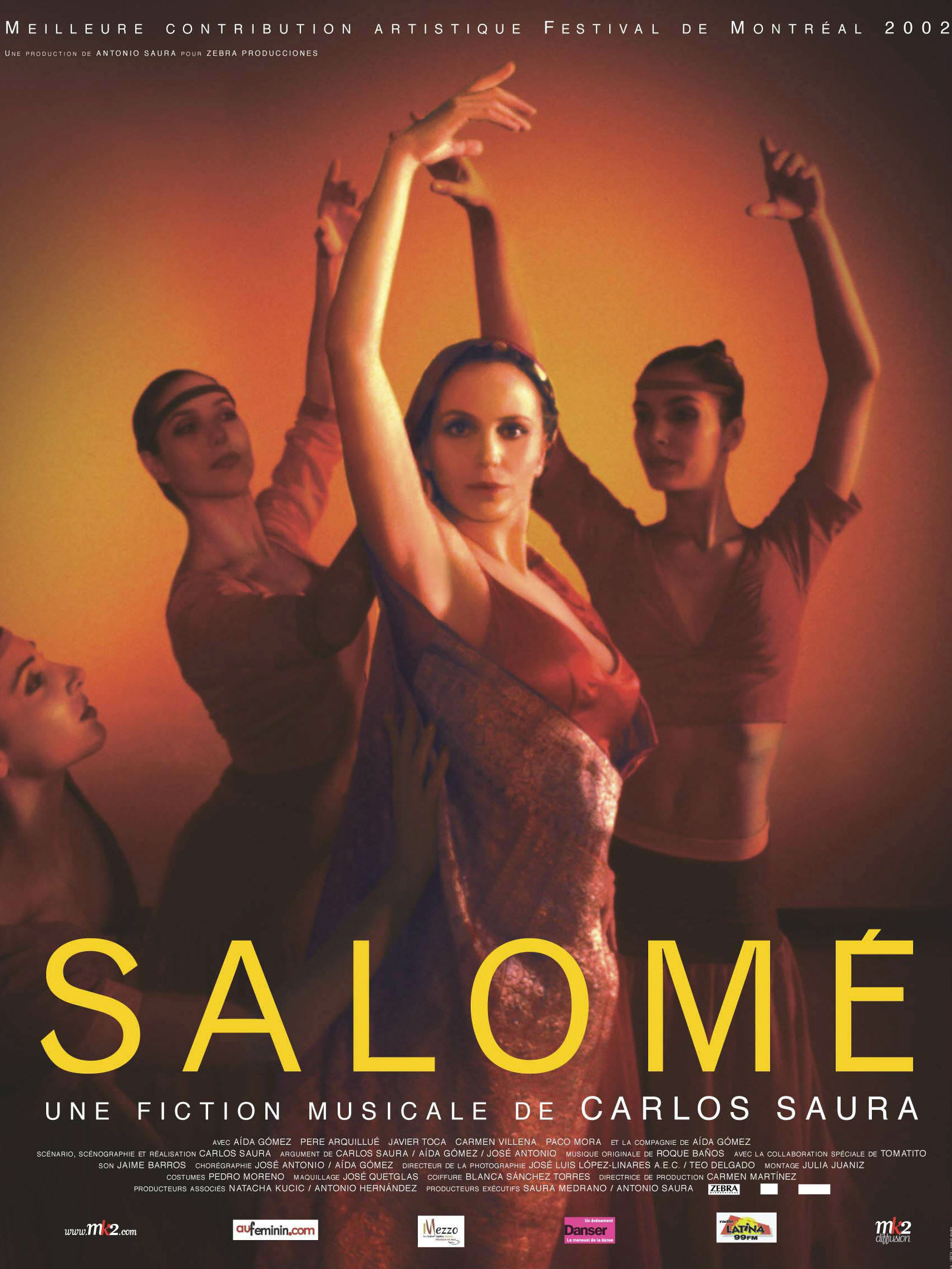 Salomé | Saura, Carlos (Réalisateur)