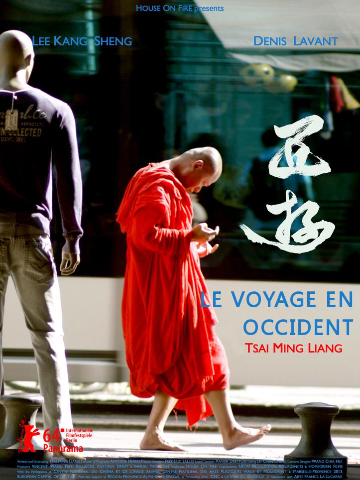 Le Voyage en Occident | TSAI, Ming-liang (Réalisateur)