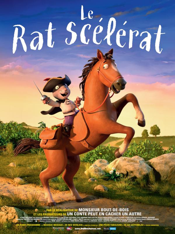 Le Rat scélérat | Jaspaert, Jeroen (Réalisateur)