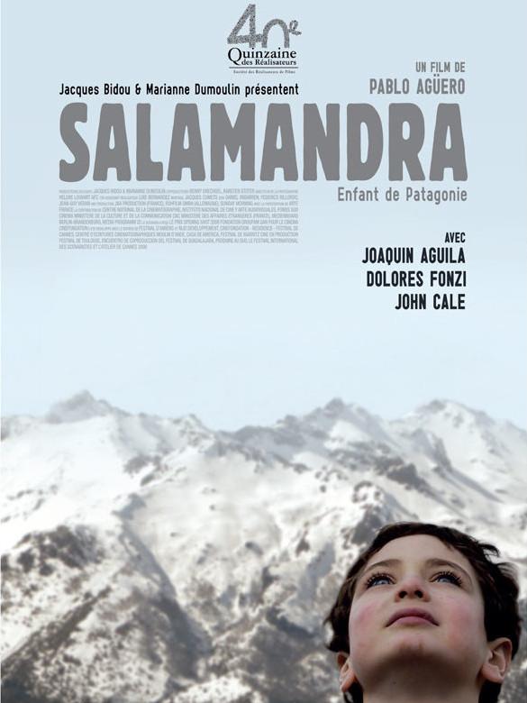 Salamandra | Agüero, Pablo (Réalisateur)