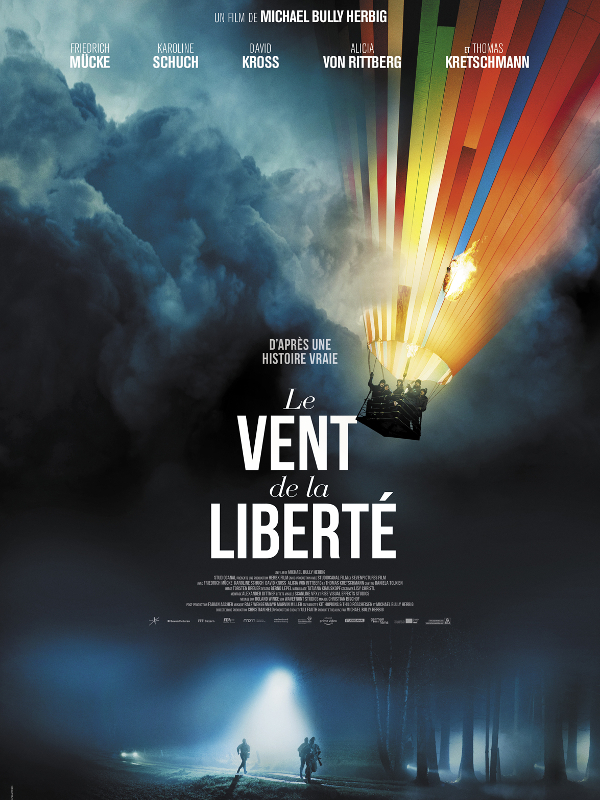 Le Vent de la liberté | Herbig, Michael (Réalisateur)