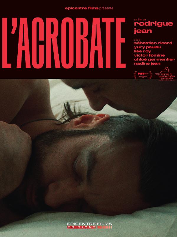 L'Acrobate   Jean, Rodrigue (Réalisateur)