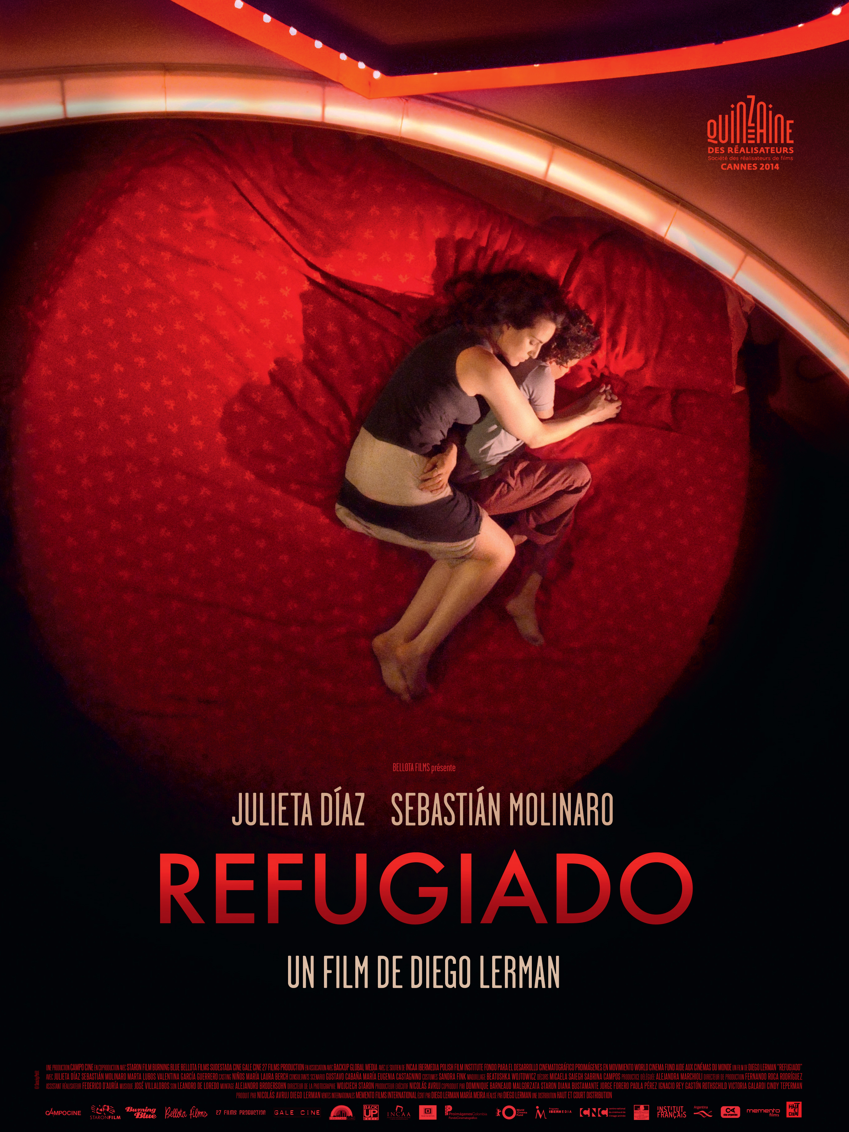 Refugiado | Lerman, Diego (Réalisateur)