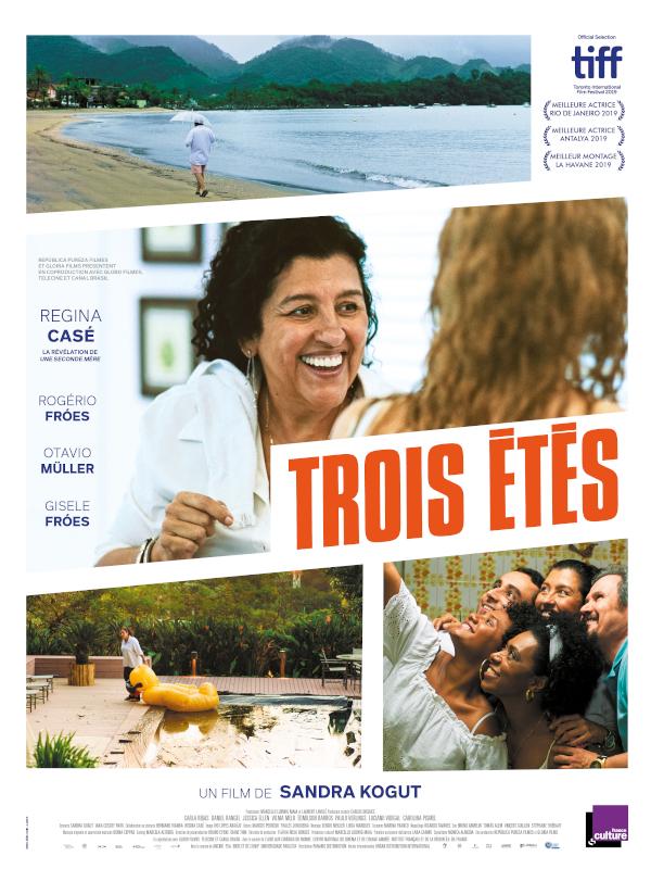 Trois étés | Kogut, Sandra (Réalisateur)