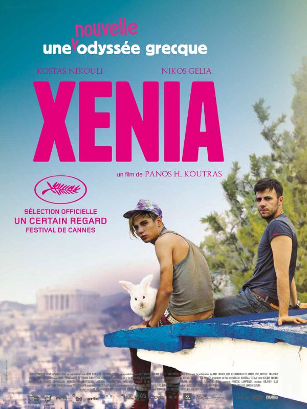 Xenia | Koutras, Panos H. (Réalisateur)