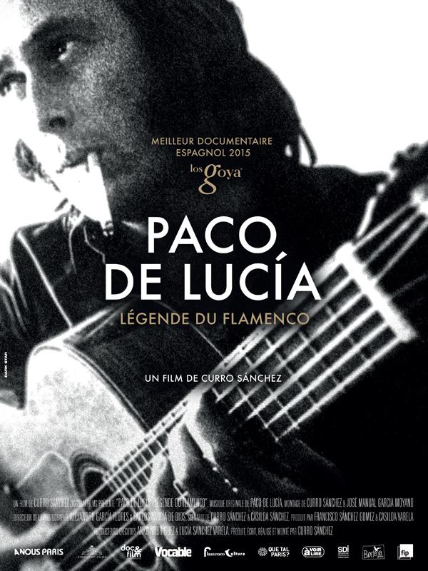 Paco de Lucía, légende du flamenco | Sánchez Varela, Curro (Réalisateur)
