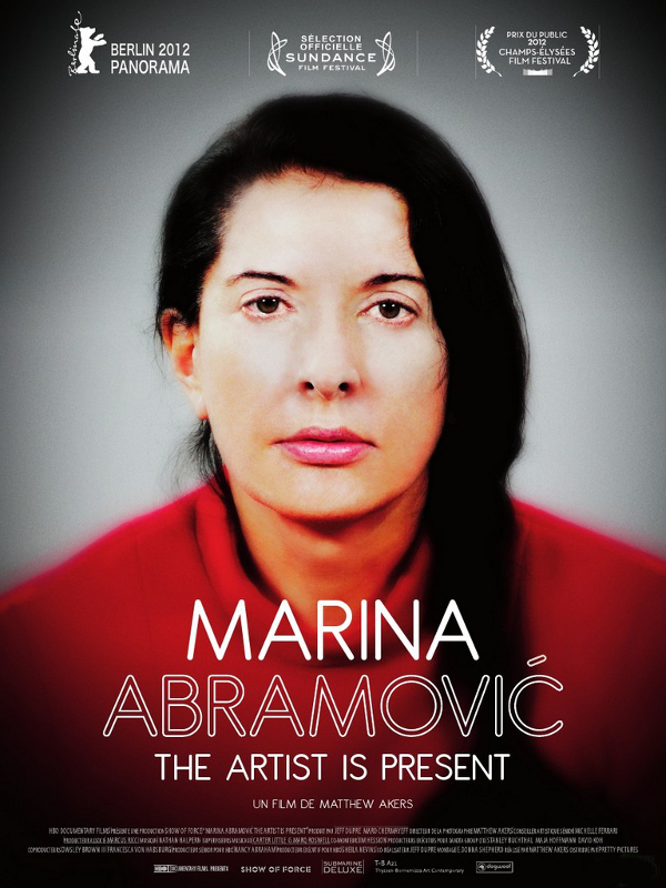 Marina Abramović : The Artist Is Present | Akers, Matthew (Réalisateur)