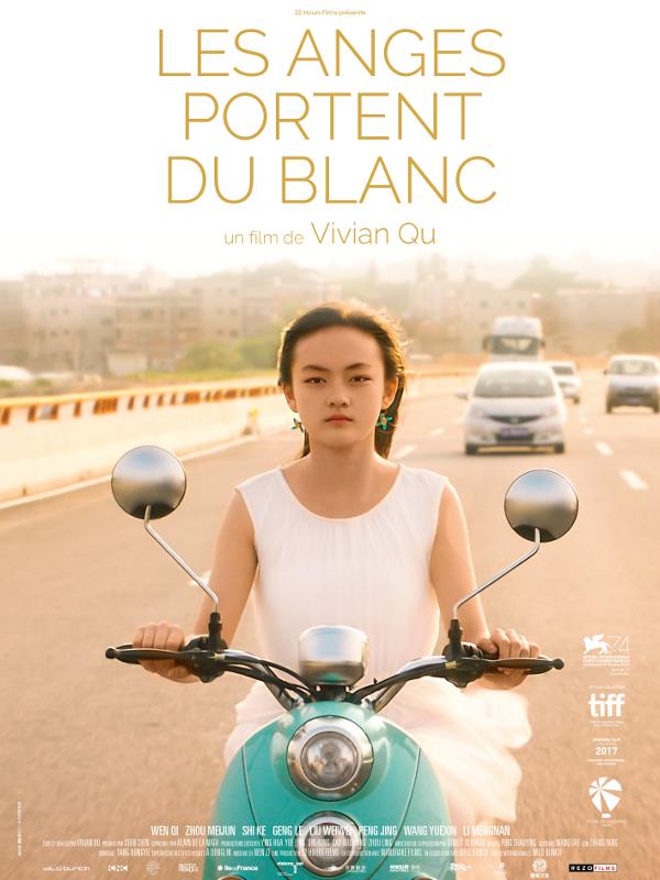 Les Anges portent du blanc | Qu, Vivian (Réalisateur)