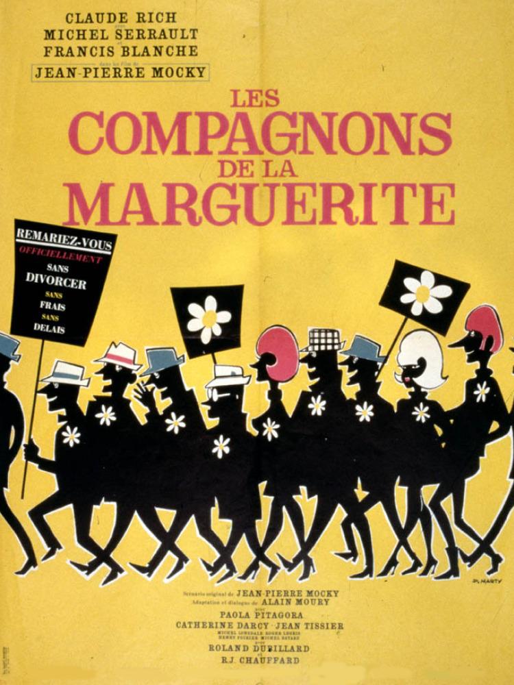Les Compagnons de la marguerite | Mocky, Jean-Pierre (Réalisateur)
