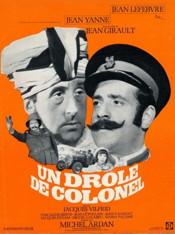 Un drôle de colonel | Girault, Jean (Réalisateur)