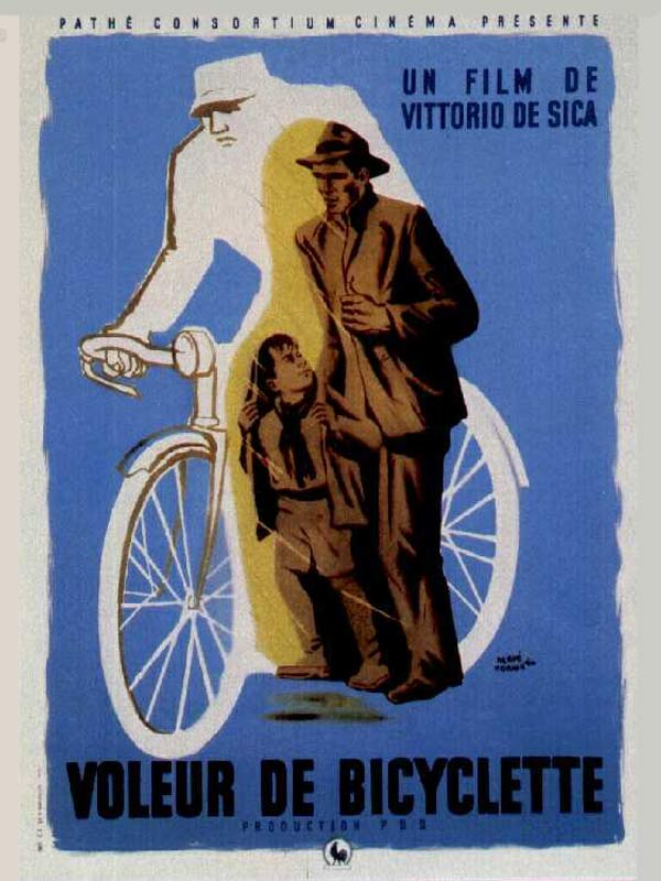 Le Voleur de bicyclette | de Sica , Vittorio (Réalisateur)