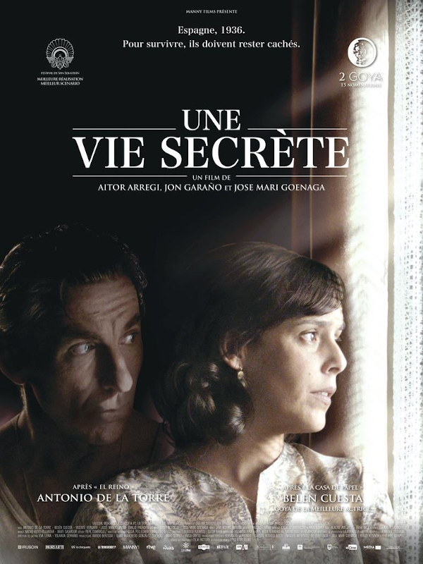 Une vie secrète | Garaño, Jon (Réalisateur)