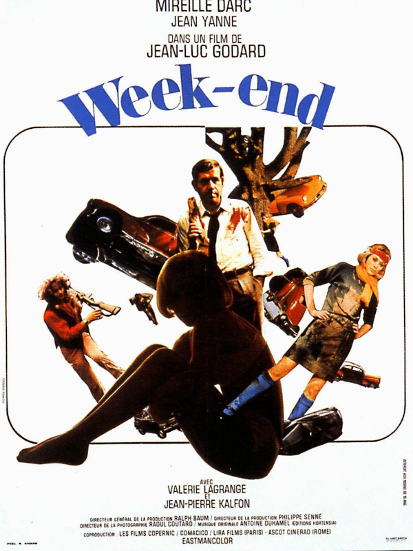 Week-end | Godard, Jean-Luc (Réalisateur)