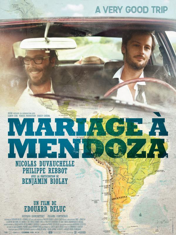 Mariage à Mendoza | Deluc, Edouard (Réalisateur)