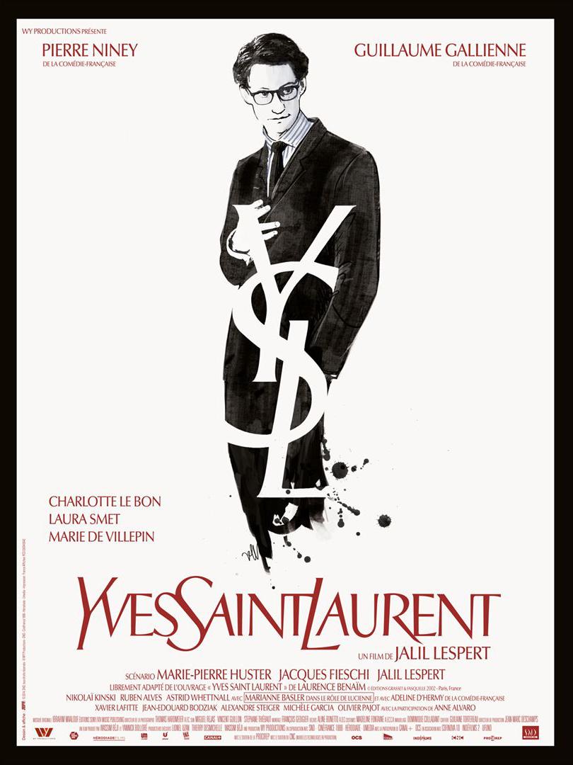 Yves Saint Laurent | Lespert, Jalil (Réalisateur)