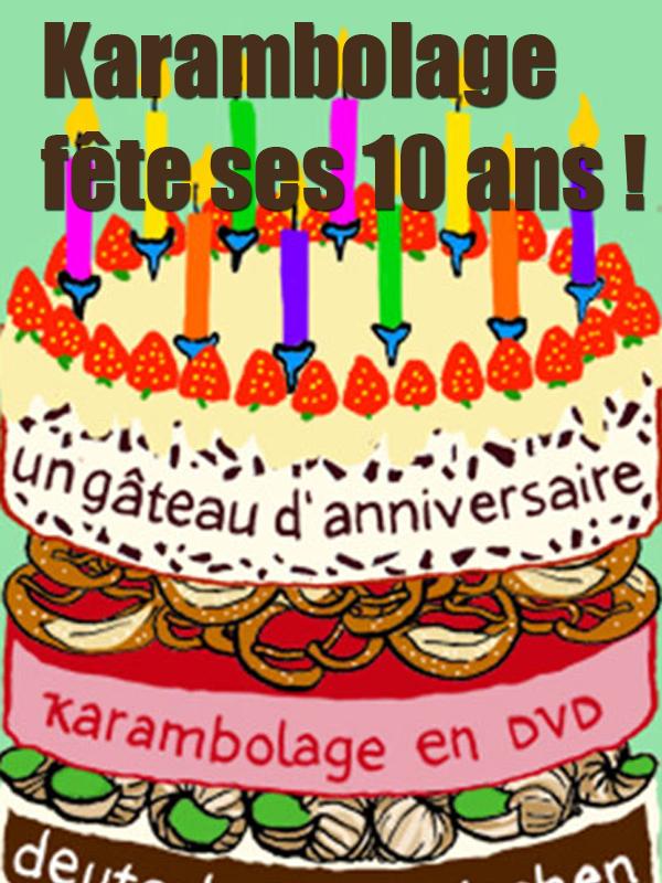 Karambolage fête ses 10 ans ! | Doutriaux, Claire (Réalisateur)