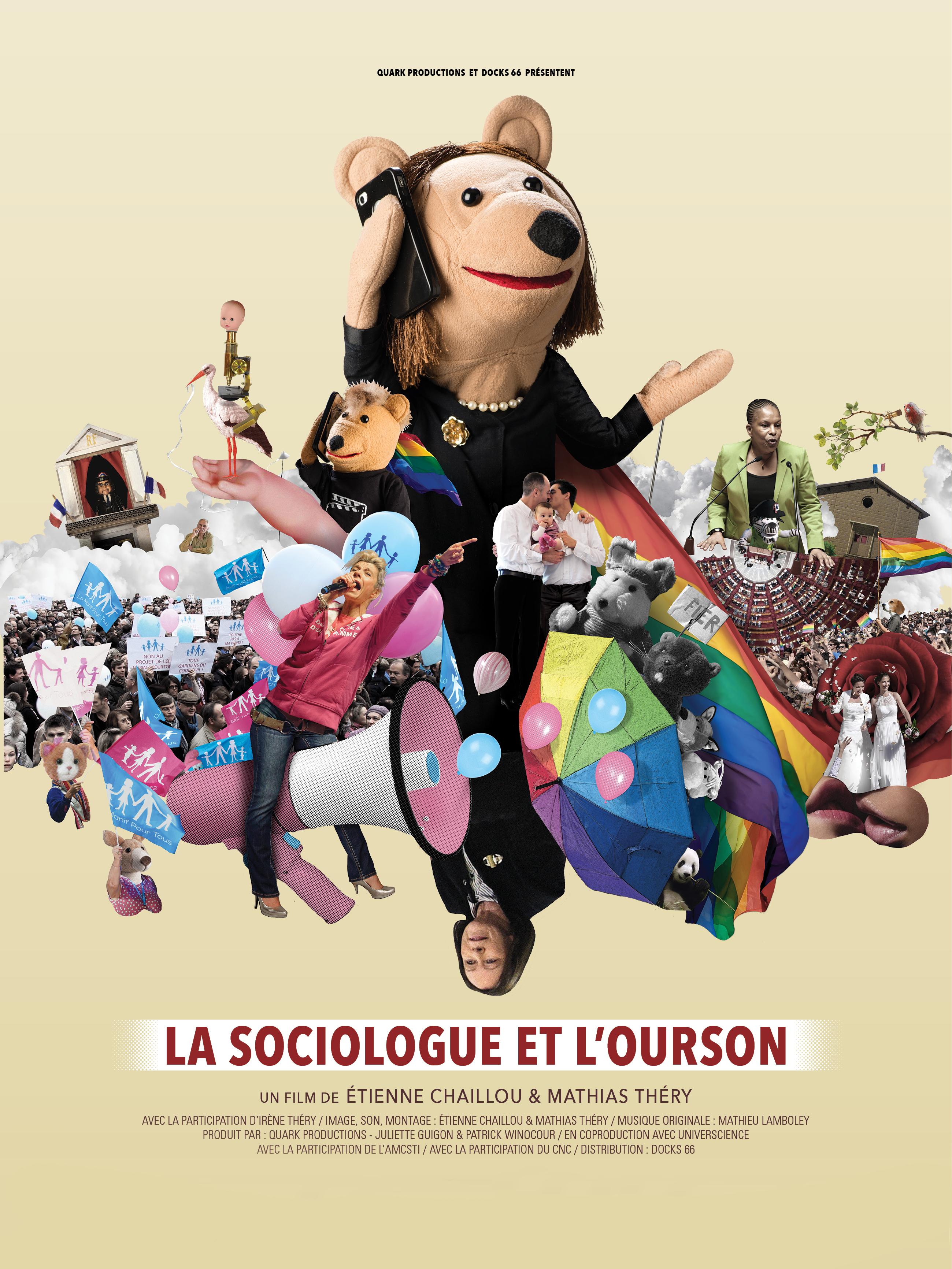 La Sociologue et l'ourson | Chaillou, Etienne (Réalisateur)