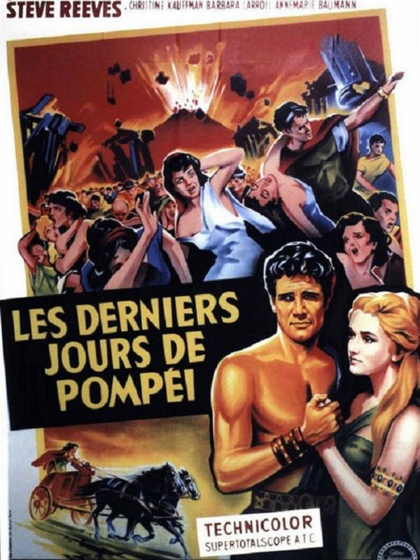 Les Derniers jours de Pompéi | Bonnard, Mario (Réalisateur)