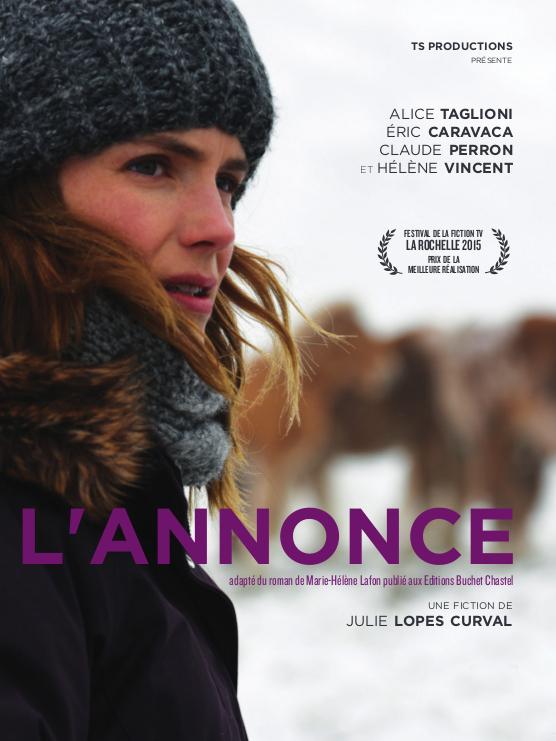 L'Annonce | Lopes-Curval, Julie (Réalisateur)