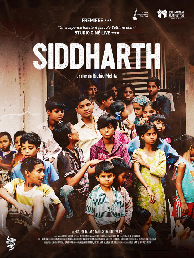 Siddharth | Mehta, Richie (Réalisateur)