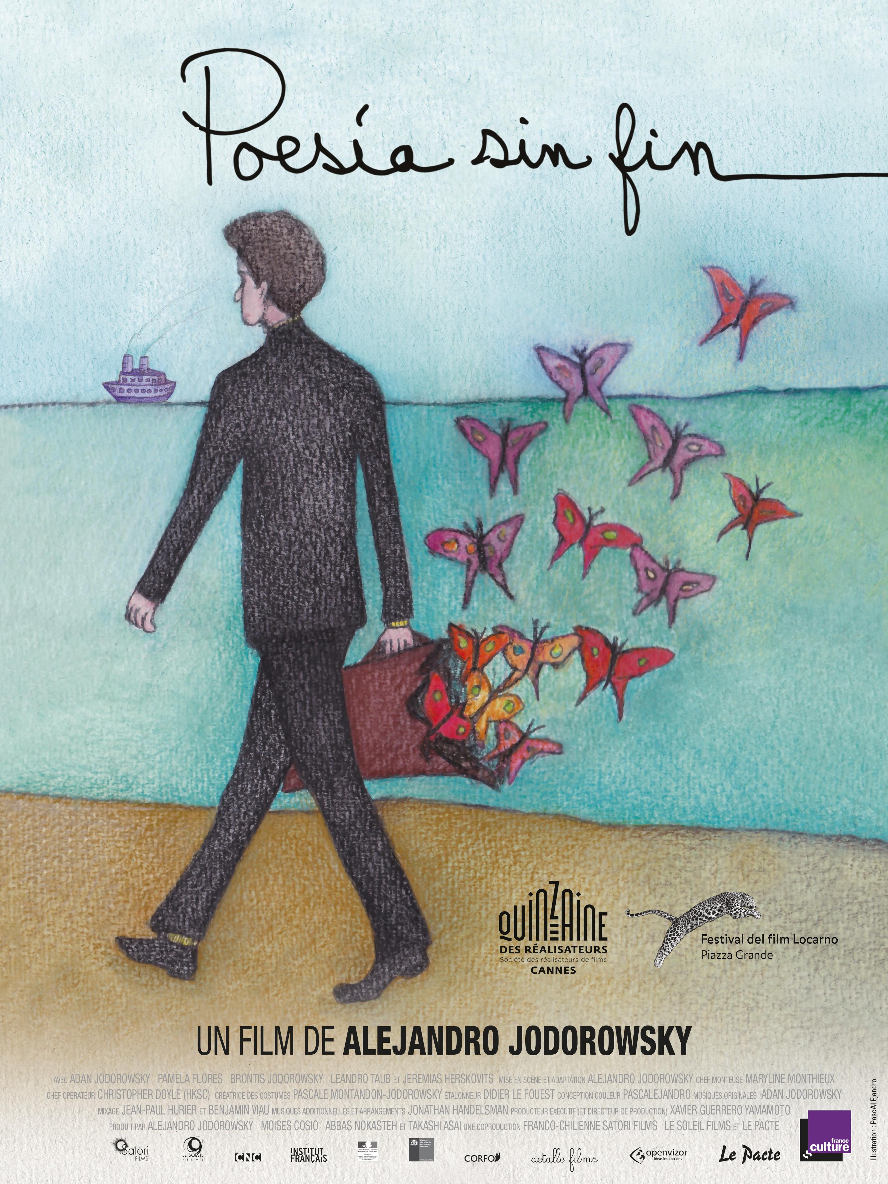 Poesía sin Fin | Jodorowsky, Alejandro (Réalisateur)