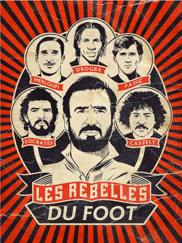 Les Rebelles du foot | Rof, Gilles (Réalisateur)