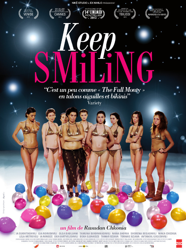 Keep smiling | Rusudan Chkonia,  (Réalisateur)