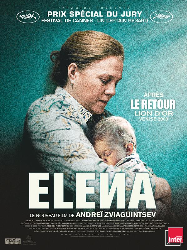 Elena | Zviaguintsev, Andreï (Réalisateur)