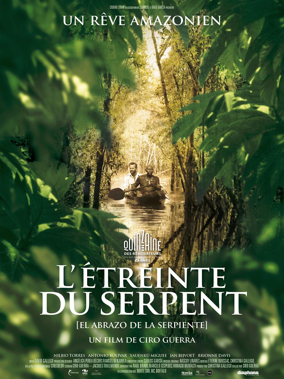 L'Etreinte du serpent | Guerra, Ciro (Réalisateur)